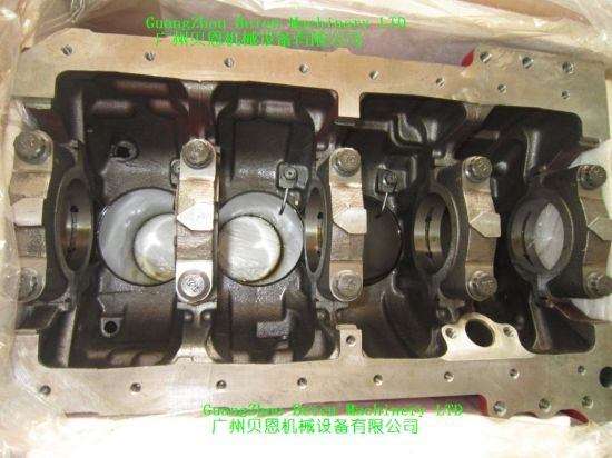 Hino J05e Cylinder Block for Sk250-8 Excavator Engine Spare Part pictures & photos