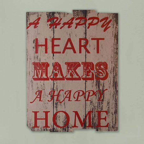 Wooden Signs Plaque Craft Household Bar Wall Decoration