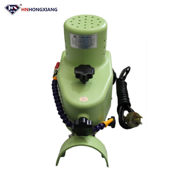 Manual Hand Portable Glass Edge Grinding and Polishing Machine pictures & photos
