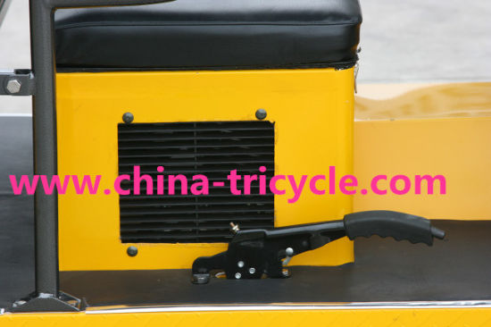 New China Rickshaw with Center Engine (DTR-11B) pictures & photos