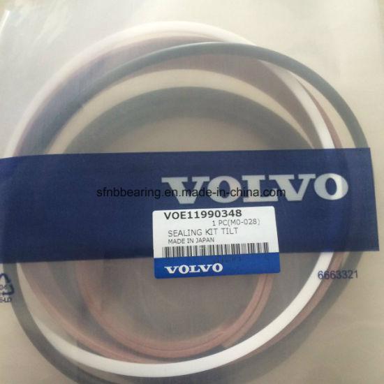 Volvo Excavator Parts Bearing Kit Voe11990348 Sealing Kit Tilt
