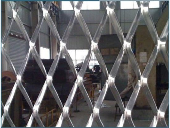 Expanded Wire Mesh Panel 2016 Hot Sale Factory Price China Manufacture