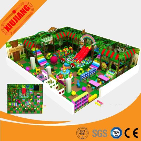 Child Indoor Playground Equipment Prices