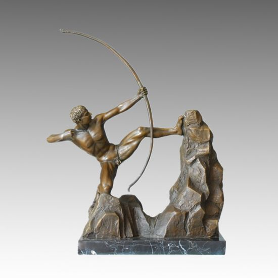 China Mythology Statue Archer Heracles Bronze Sculpture E Bourdelle Tpe 149 China Home Decoration And Bronze Sculpture Price
