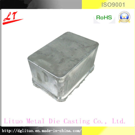 China ADC12 Aluminum Alloy Die-Casting LED Lighting Base pictures & photos