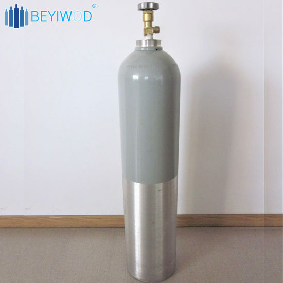 High Pressure Aluminium Cylinder/Food Grade CO2 Tank for Sale