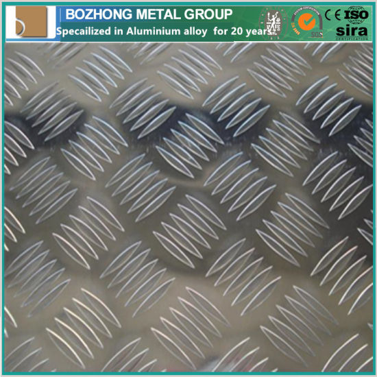 China 2124 Aluminum Checkered Plate And Sheet Weight