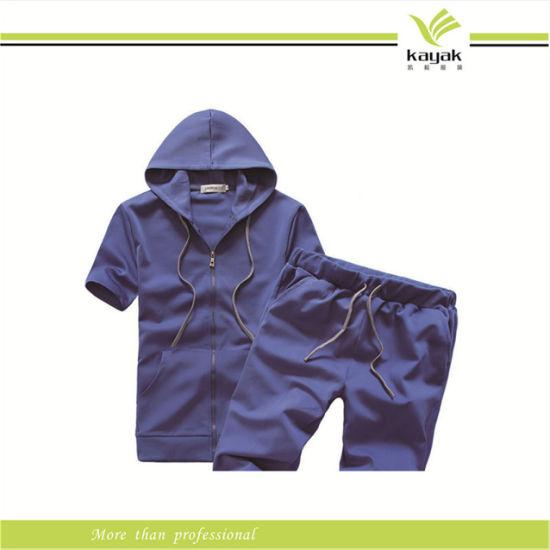 [Hot Item] 100% Cotton Plain Printed Men′s Sweatshirts&Hoodies Supplier