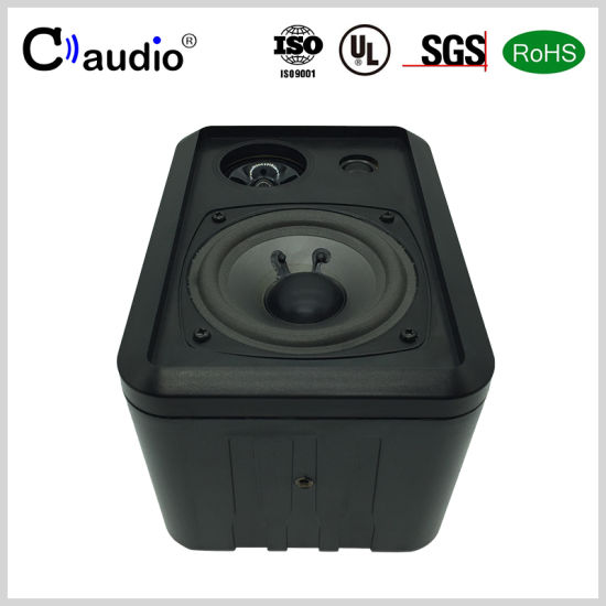 C45 4 Inch 3 Way Loudspeaker with Foam Edge PP Cone for PA