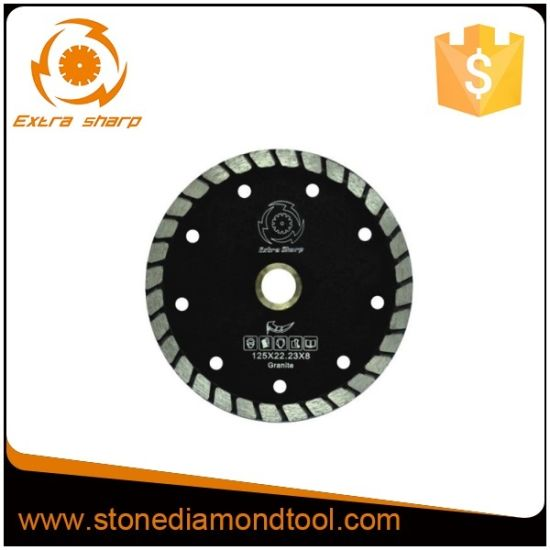 Diamond Fast and Smooth Cutting Saw Blades for Concrete pictures & photos
