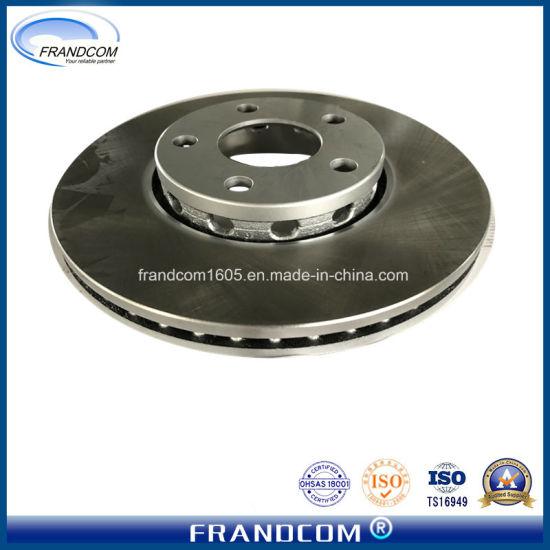 China Cheap Auto Parts Brake Disc Rotor Of Vk Passat B5 China