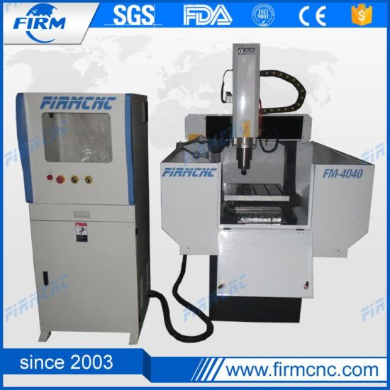 Hobby CNC Milling Machine (FM4040) pictures & photos