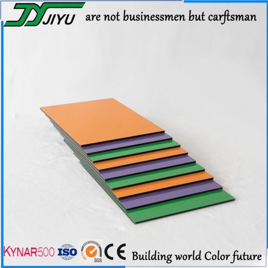 Colorful Aluminium Composite Panel for Advertising Board