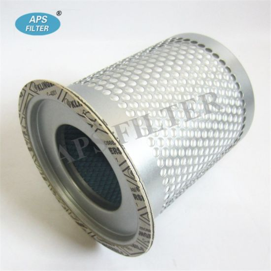 High Quality Oil Gas Separator Filter 100007587 for Compressor pictures & photos