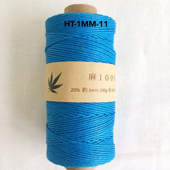 Hemp Twine Cord for Bracelet and Artwork (HT-01) pictures & photos
