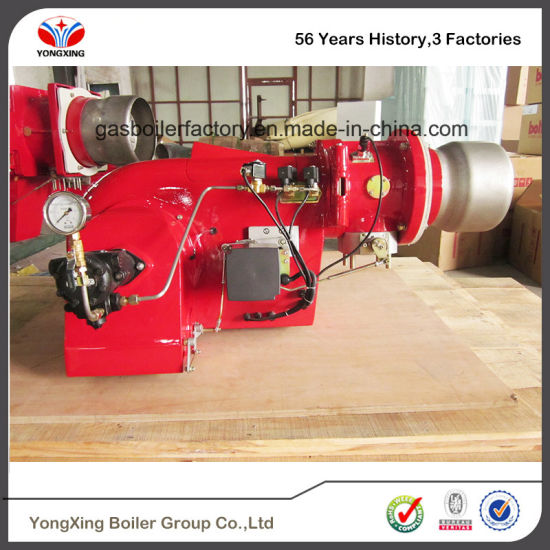 China Single Stage Natural Gas Fired Commercial Burner for Gas Fired ...