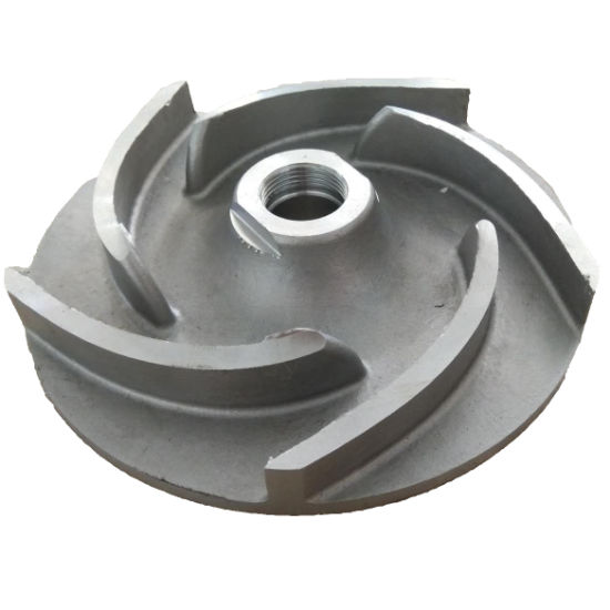 Processing of Casting Precision Casting Brass/Stainless Steel 304/Aluminum 2205 Impeller Accessories