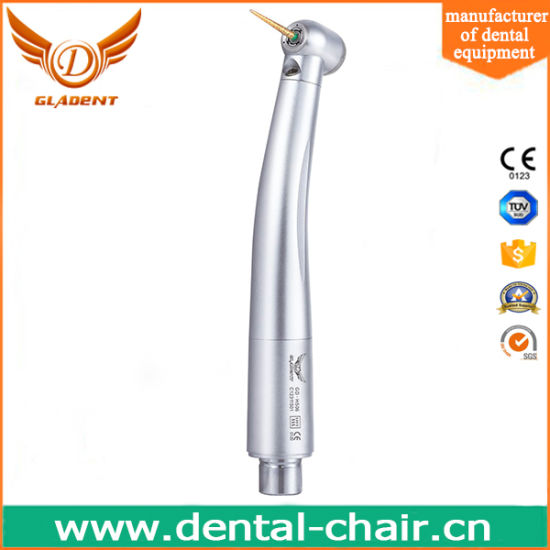 Triple Spray 4 Holes E-Generator LED High Speed Dental Handpieces pictures & photos