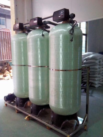 RO Plant Drinking Water Treatment Equipment with Reverse Osmosis System pictures & photos