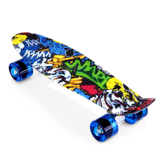China Custom Top Skateboard Decks Street Cruiser Longboard