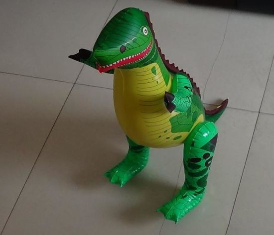 PVC Inflatable Dinosaur Animal Toy for Kids pictures & photos