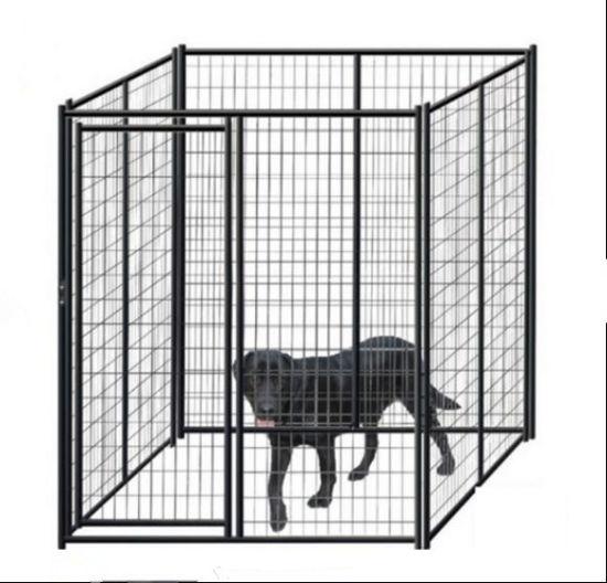 China Supplier Welded Mesh Dog Kennel/Dog Run Panel - China Dog ...
