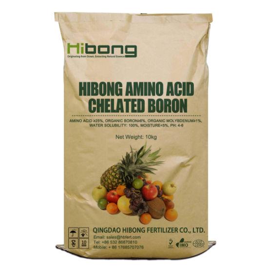 Amino Acid Chelated Boron, Boron Fertilizer Powder
