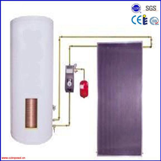 Popular Heat Pipe Split Pressurized Solar Water Heater
