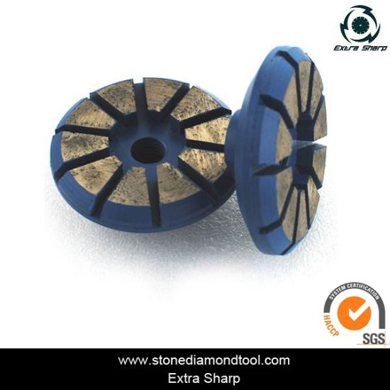 Diamond Grinding Segment for Concrete Floor pictures & photos