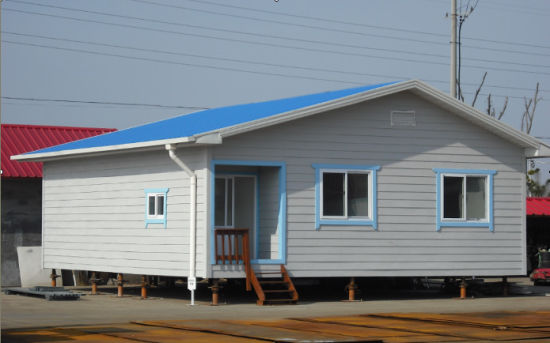 Quick Assembly Prefabricated Light Steel Structure House (KXD-75) pictures & photos