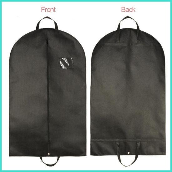 Foldable Non Woven Zipper Suit Garment Bag