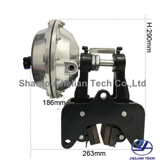 Air Pressure Butterfly Brake Dbh-105 for Packing Machine pictures & photos