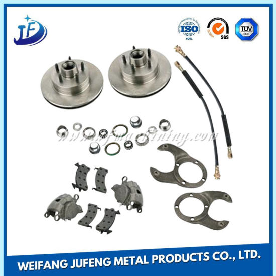 Stainless Steel Metal Stamping Spring Clips with OEM and Customized Service pictures & photos