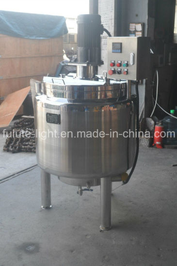 500L Stainless Steel Tomato Puree Mixing Tank/Machine pictures & photos