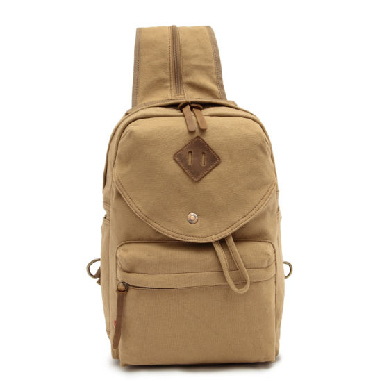 Man and Woman Sport Canvas Chest Bag (RS-H8144)