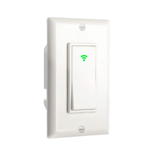 Smart Button Switch One-Touch Remote Control for Lights, Appliances, and  Scenes - Smartthings Hub Compatible - Zigbee