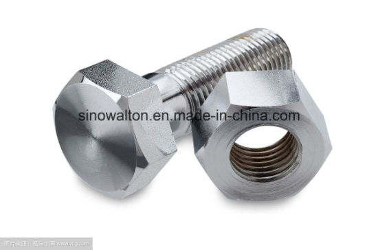 M2-70 304 Hex Stainless Steel Hardware Machine Bolts and Nuts Screw
