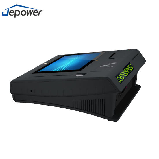 Jepower T508 10 Inch All in One Touch Screen POS Cash Register with Printer pictures & photos