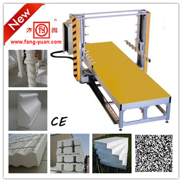 Fangyuan Horizontal EPS Cutting Foam Machine pictures & photos