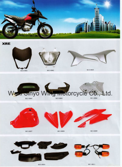 Wholesale Chinese Motorcycel High Quality Spare Parts pictures & photos