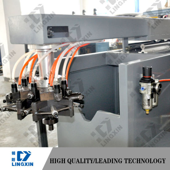Automatic Filter End Cap Casting Machine pictures & photos