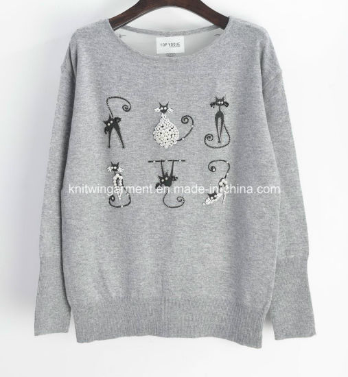 6a5b4c40638e39 Women Ungly Christmas Sweater with Fashion Designs (16-325) pictures &  photos
