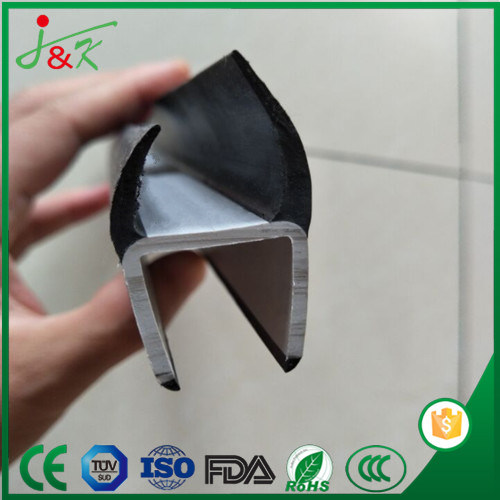 Custom Rubber Seal Strip for Marine, Shipping, Container, Refrigerating Door pictures & photos