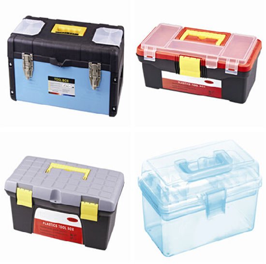 Manufactured Different Design Plastic Box/Case for Storage Tools pictures & photos