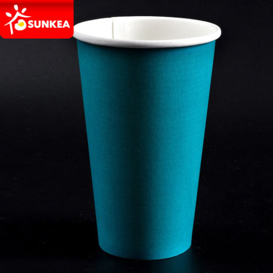 Paper Disposable 600ml 24oz Cups pictures & photos