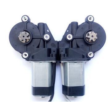 Fb80-60pz Lifting Motor with Three Holes and Seven Teeth 12V