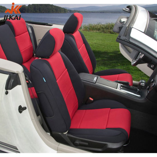 Cars Universal China Car Seat Covers, Can You Make Your Own Car Seat Covers