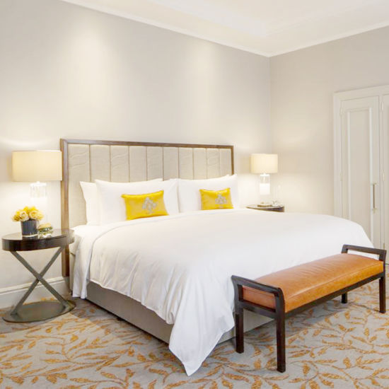 Custom Luxury Hotel Furnishing 5-Star Hotel Furniture Bedroom Sets