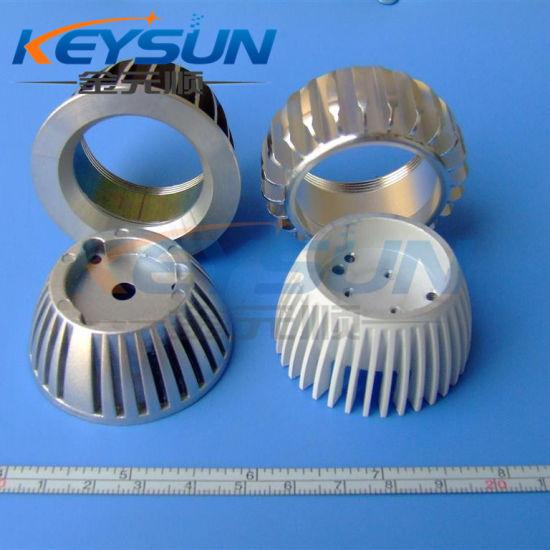 Aluminum LED Lamp Cup Spotlight Light Housing Shell Cup