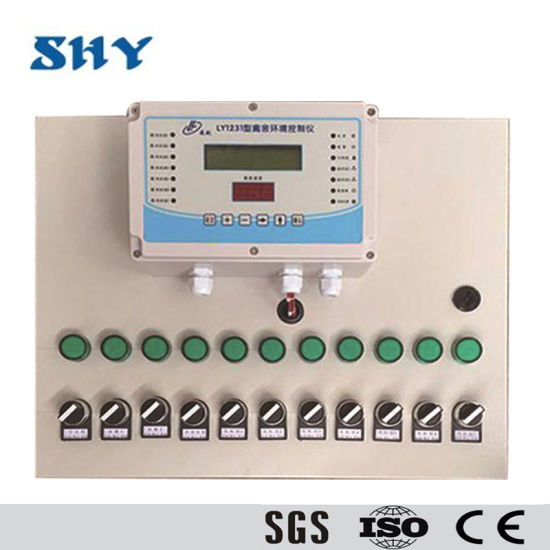 Automatic Poultry Equipment Electric Temperature Controller Box